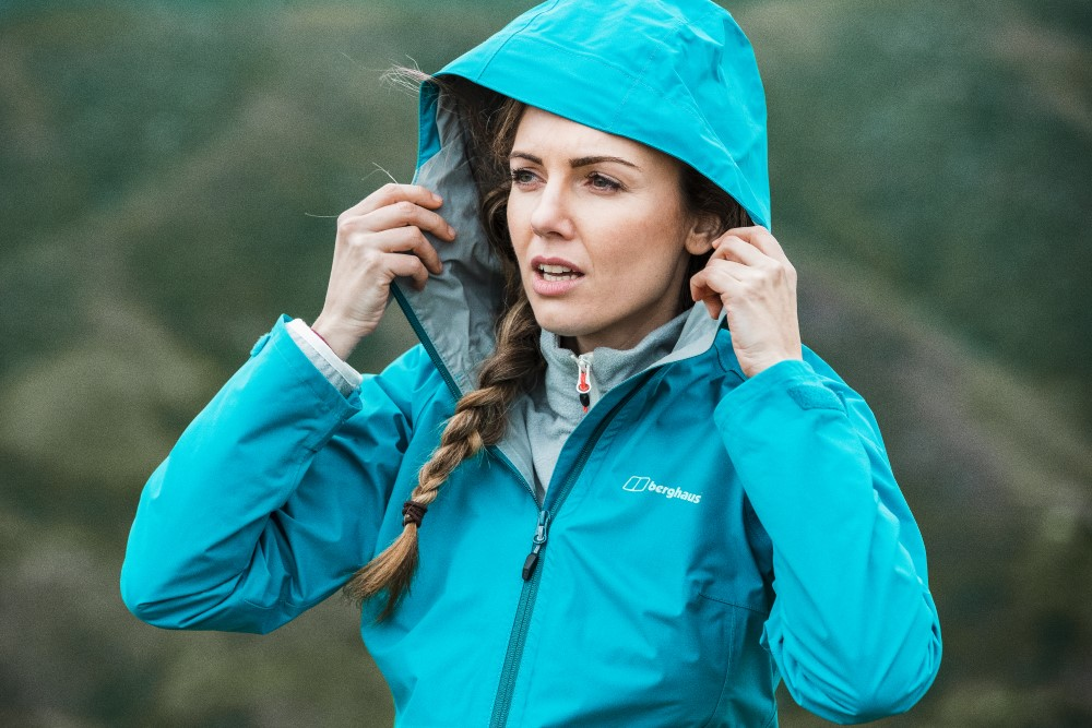 Berghaus Women's Deluge Pro Waterproof Jacket